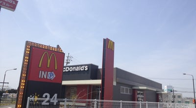 Photo of Burger Joint マクドナルド 中環松原店 at 別所3-21-30, 松原市 580-0005, Japan