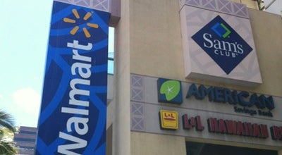 Photo of Discount Store Walmart at 700 Keeaumoku St, Honolulu, HI 96814