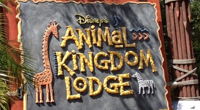 Photo of Hotel Disney's Animal Kingdom Lodge at 2901 Osceola Parkway, Orlando, FL 32830, United States