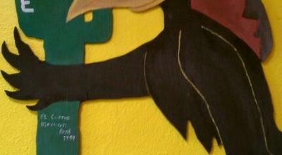 Photo of Mexican Restaurant El Cuervo Taco Shop at 110 W Washington St, San Diego, CA 92103, United States