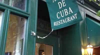 Photo of Caribbean Restaurant Havana Alma de Cuba at 94 Christopher St, New York City, NY 10014, United States