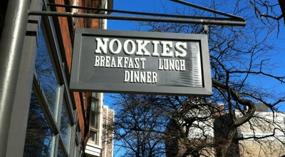 Photo of American Restaurant Nookies at 1746 N Wells St, Chicago, IL 60614, United States