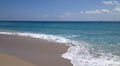 Photo of Beach Palm Beach Municipal Beach at William O. Lockhart Municipal, Palm Beach, FL 33480, United States
