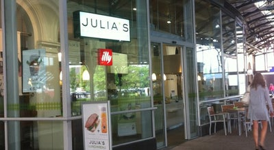 Photo of Italian Restaurant Julia's at Station Leeuwarden, Leeuwarden 8911 AC, Netherlands