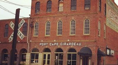 Photo of American Restaurant Port Cape Girardeau Restaurant & Lounge at 19 N Water St, Cape Girardeau, MO 63701, United States