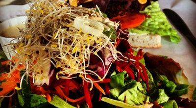 Photo of Vegetarian / Vegan Restaurant Boon Burger Cafe at 79 Sherbrook St., Winnipeg, MB R3C 2B2, Canada