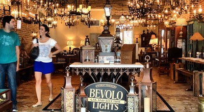 Photo of Building Bevolo Gas & Electric Lights at 521 Conti St, New Orleans, LA 70130, United States