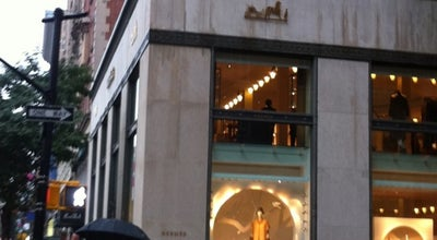Photo of Clothing Store Hermes at 691 Madison Ave, New York, NY 10065, United States