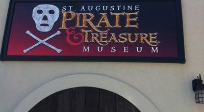 Photo of Tourist Attraction St. Augustine Pirate & Treasure Museum at 12 S Castillo Dr, Saint Augustine, FL 32084, United States