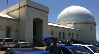 Photo of Tourist Attraction Lick Observatory at Mount Hamilton Road, Mount Hamilton, CA 95140, United States