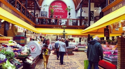Photo of Market The English Market at Grand Parade, Cork, Ireland