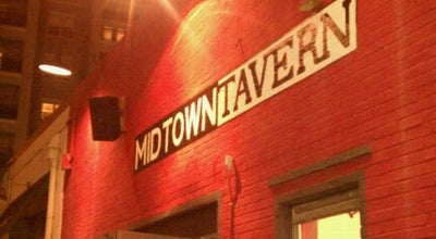 Photo of American Restaurant Midtown Tavern at 554 Piedmont Ave Ne, Atlanta, GA 30308, United States