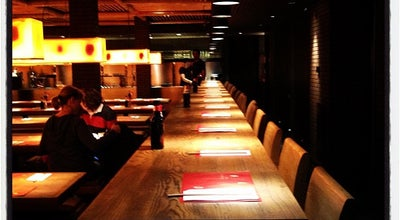 Photo of Chinese Restaurant Cha Cha Moon at 15-21 Ganton Street, London W1F 9BN, United Kingdom