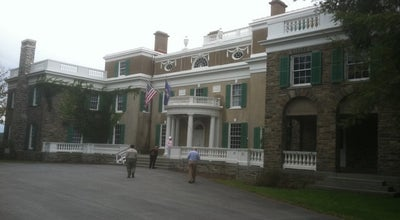 Photo of Historic Site Franklin D. Roosevelt Presidential Library and Museum at 4097 Albany Post Road, Hyde Park, NY 12538, United States
