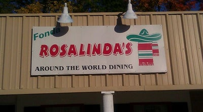 Photo of Mexican Restaurant Fonda Rosalinda at 1124 N Pleasantburg Dr, Greenville, SC 29607, United States