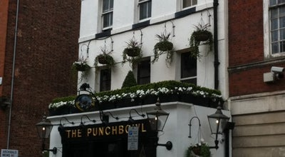 Photo of Nightclub The Punch Bowl at 41 Farm Street, London W1J 5RR, United Kingdom