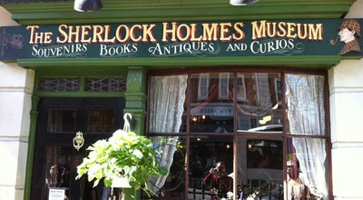 Photo of Museum The Sherlock Holmes Museum at 221b Baker St, London NW1 6XE, United Kingdom