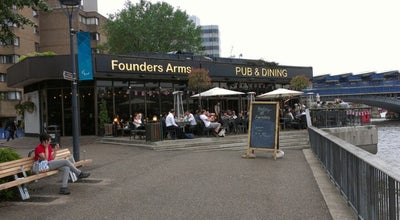 Photo of Bar The Founder's Arms at 52 Hopton Road, London SW16 2EN, United Kingdom
