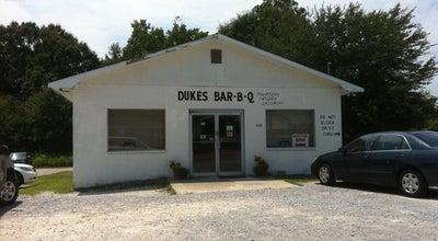 Photo of BBQ Joint Duke's at 789 Chestnut St, Orangeburg, SC 29115, United States