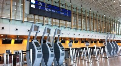 Photo of Airport Aéroport International Jean-Lesage de Québec (YQB) at 505 Principale, Québec, QC G2G 2T9, Canada