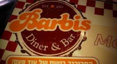 Photo of American Restaurant Barbis Diner & Bar at Tarshish 19, Eilat, Israel