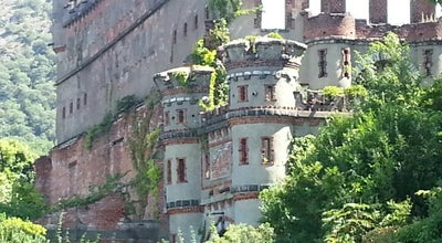 Photo of Castle Bannerman Castle at Bannerman Island, Cold Spring, NY 12508, United States