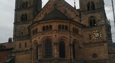 Photo of Church Dom St. Peter und St. Georg at Domplatz 5, Bamberg 96049, Germany