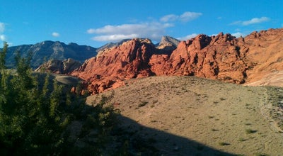 Photo of Nature Preserve Red Rock Canyon National Conservation Area at 1000 Scenic Dr., Las Vegas, NV 89124, United States