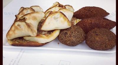 Photo of Restaurant Jaber Esfihas E Especialidades Arabes at Rua Afonso Braz 281, Sao Paulo 04511-010, Brazil