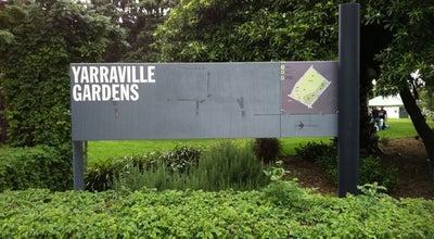 Photo of Park Yarraville Gardens at Whitehall Street, Yarraville, Vi 3013, Australia