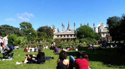Photo of Garden Royal Pavilion Gardens at New Rd., Brighton BN1 1EE, United Kingdom