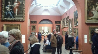 Photo of Art Gallery Dulwich Picture Gallery at Gallery Road, London SE21 7AD, United Kingdom