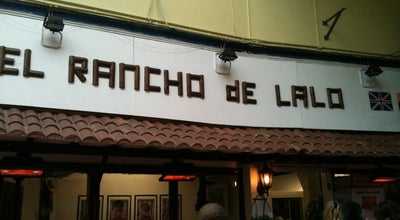 Photo of Latin American Restaurant El Rancho De Lalo at 94-95 Brixton Village Market, London, United Kingdom