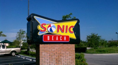 Photo of Fast Food Restaurant Sonic Beach Drive-In Homestead at 2425 Ne 8th St, Homestead, FL 33033, United States