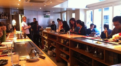 Photo of Japanese Restaurant Abeno Too at 17-18 Great Newport Street, London WC2H 7JE, United Kingdom