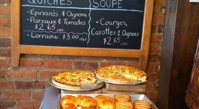Photo of French Restaurant Patisserie Kouign Amann at 322 Mont-royal Est, Montreal, Canada