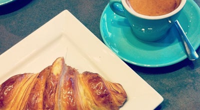 Photo of Cafe 49th Parallel Roasters Cafe at 2198 4th Ave W, Vancouver V6K 1N6, Canada