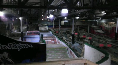 Photo of Athletics and Sports Ray's Indoor Mountain Bike Park at 8365 North 76th Street, Milwaukee, WI 53223, United States
