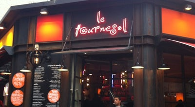 Photo of French Restaurant Le Tournesol cafe at 9 Rue De La Gaite, Paris 75014, France