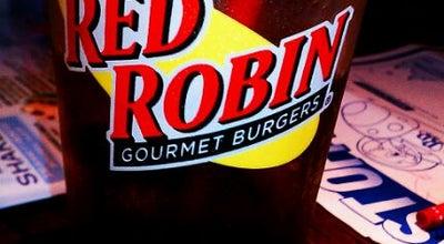 Photo of American Restaurant Red Robin Gourmet Burgers at 9870 Von Allmen Ct, Louisville, KY 40241, United States