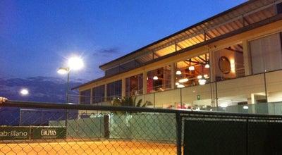 Photo of Tennis Court Daher Tennis Lounge at Av. Lineu De Moura, 1735, São José dos Campos 12244-380, Brazil