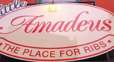 Photo of Restaurant Little Amadeus at Bagattenstraat 197, Ghent 9000, Belgium