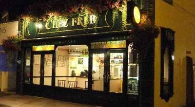 Photo of Seafood Restaurant Chez Fred at 10 Seamoor Road, Bournemouth BH4 9AN, United Kingdom