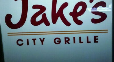 Photo of American Restaurant Jake's City Grille at 3005 Harbor Ln N, Plymouth, MN 55447, United States