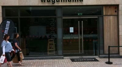 Photo of Asian Restaurant Wagamama at Dundrum Town Centre, Dublin 16, Ireland