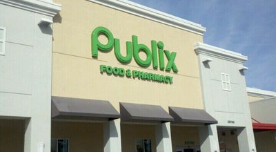 Photo of Supermarket Publix at 5400 Bruce B Downs Blvd, Wesley Chapel, FL 33544, United States
