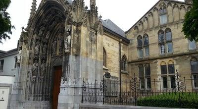 Photo of Church Basiliek van Sint Servaas at Vrijthof, Maastricht 6211 TC, Netherlands