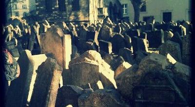 Photo of Cemetery Starý židovský hřbitov | Old Jewish Cemetery at Široká, Praha 110 00, Czech Republic