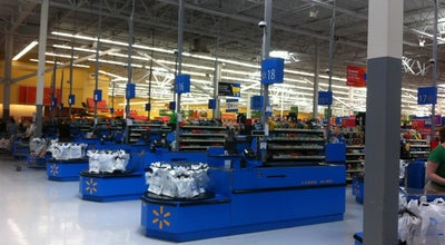 Photo of Big Box Store Walmart Supercenter at 900 Pleasant Grove Blvd, Roseville, CA 95678, United States