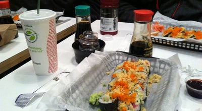 Photo of Japanese Restaurant Fusian at 1200 Brown St, Dayton, OH 45409, United States